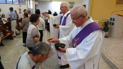 Missa - Quarta-feira de Cinzas as 07h