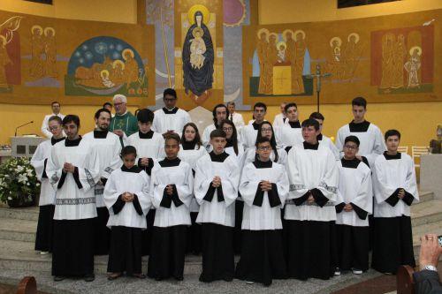 Missa Acólitos 2018