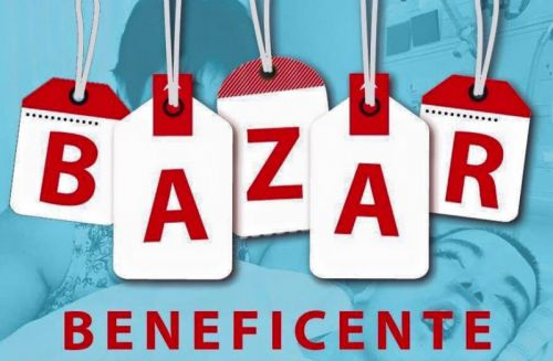Promove bazar beneficente com mercadorias doadas pela Receita Federal