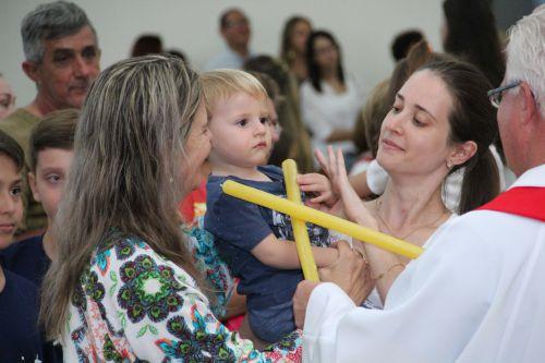 Missa e Benção da garganta