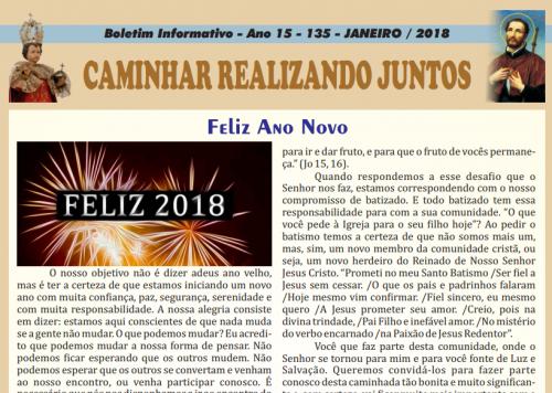 Ano 15 - 135 - Janeiro/2018