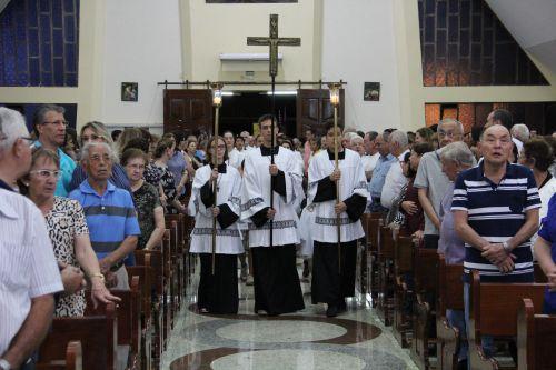 Missa e Coroação de Nossa Senhora de Fatima