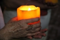 Segundo dia da novena bençao das velas