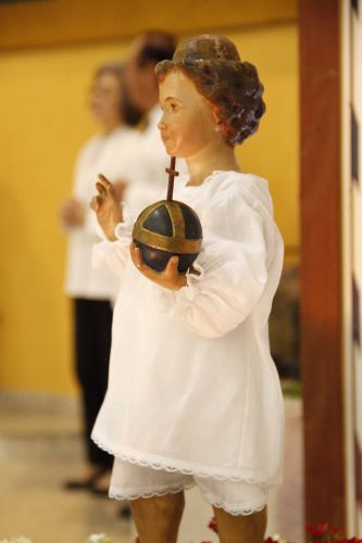 Segundo dia da Novena ao Menino Jesus de Praga