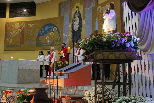 Quinto dia da Novena do Menino Jesus