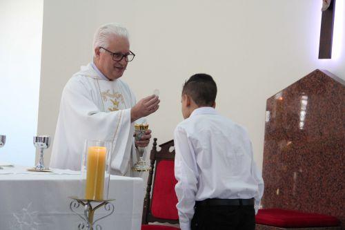 Primeira comunhão