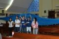 Ensaio dos Jovens em  preparação para Missa