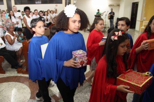 Novo dia da Novena ao Menino Jesus e Quermece