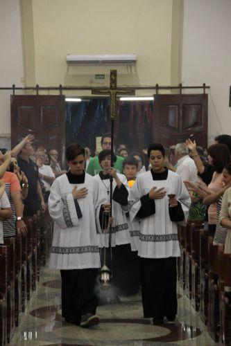 Coroação do Menino Jesus