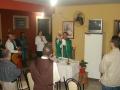 Missa na Comunidade Santa Rita de Cássia -  Residência da Angela Belincanta
