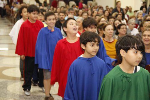 Quarto dia da Novena ao Menino Jesus de Praga