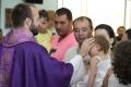 Capela São Maximiliano Maria Kolbe - Batizado e Apresentação do coral infantil