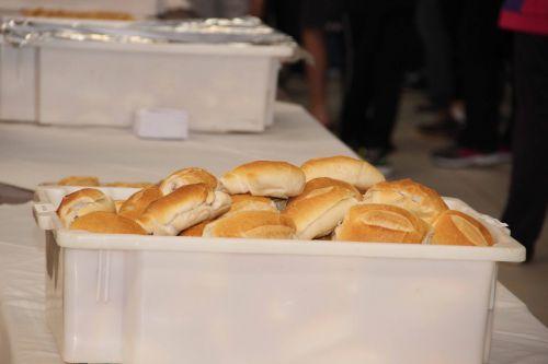 Corpus Christi - Café da manhã e preparação dos tapetes